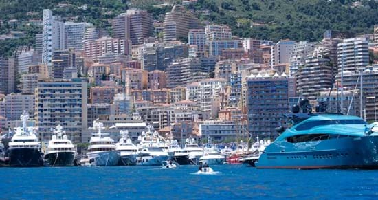 Higlights of the Monaco Grand Prix