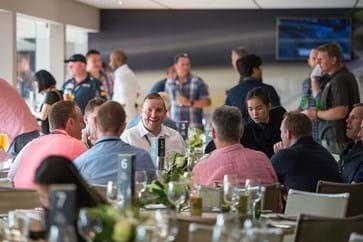 The suites provide the ideal setting, service and gastronomy for a perfect race weekend.jpg