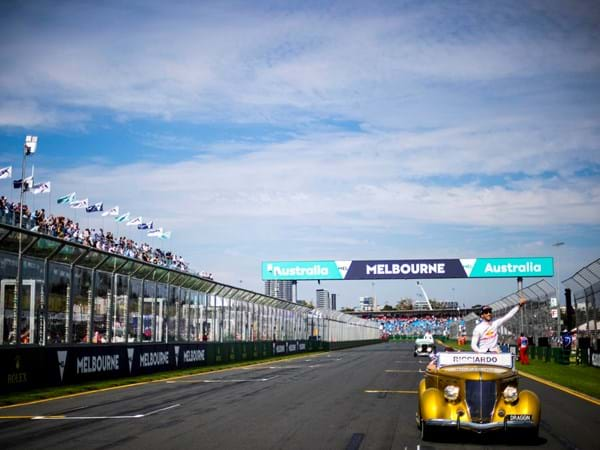 Book 2019 Australian Grand Prix Hospitality Packages | Red