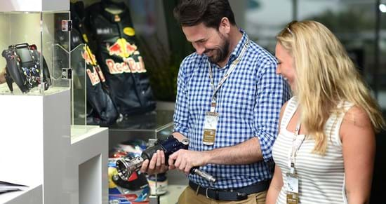 Aston Martin Red Bull Racing Paddock Club™ Baku