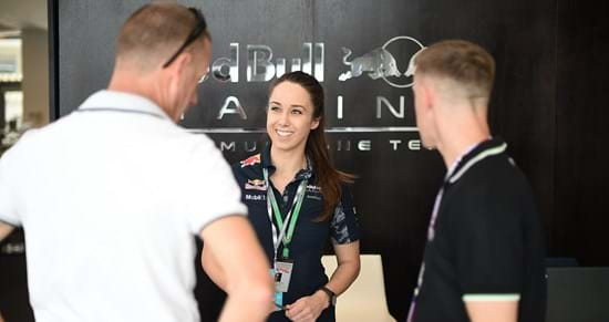 Aston Martin Red Bull Racing Paddock Club™ Silverstone