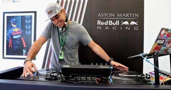 Aston Martin Red Bull Racing Paddock Club™ China