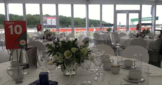 Silverstone Six Hospitality Package