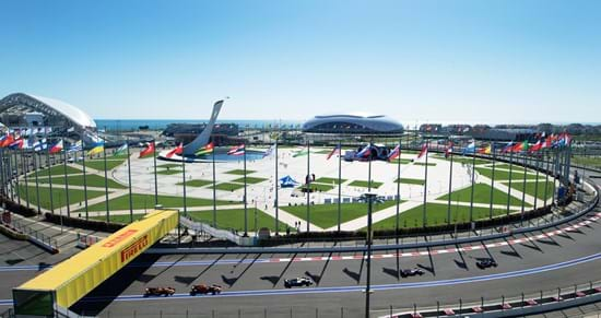 From Russia With Love. Combine the Russian GP with a perfect mini break in Sochi