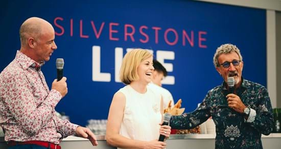 Silverstone Live Hospitality Package