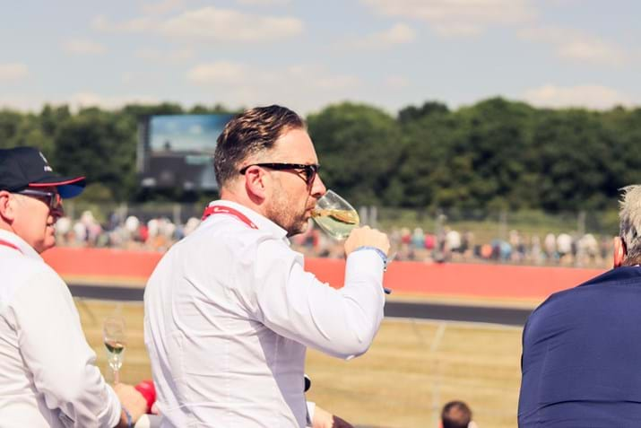 British Grand Prix Hospitality Packages 2020