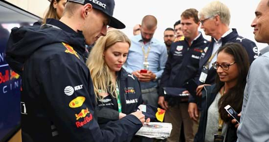 Aston Martin Red Bull Racing Paddock Club™ Spa