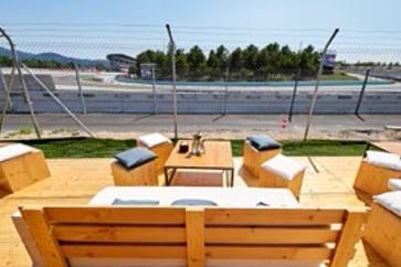 Village Hospitality Views at F1 Barcelona