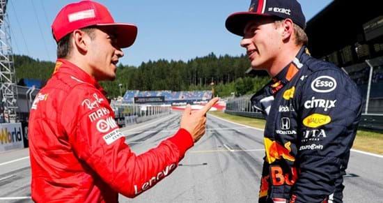 Are Verstappen and Leclerc the saviours of Formula 1?