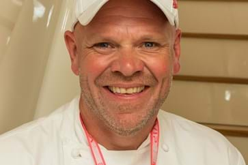 Tom Kerridge at the Monaco Grand Prix (1)