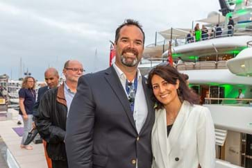 Monaco Grand Prix Yacht Party Guests