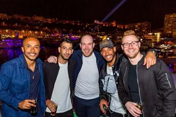 Red Eye Events Monaco Yacht Party