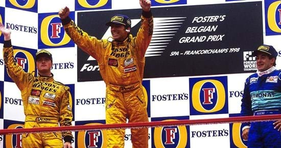 The Top 5 most unpredictable races in Formula 1 History