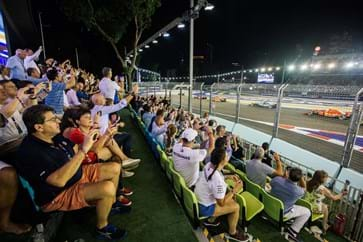 Watch The Race Action From A Dedicated Grandstand Overlooking Turns 1 And 2 Min