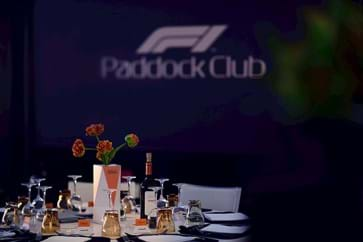 Formula One Paddock Club Barcelona