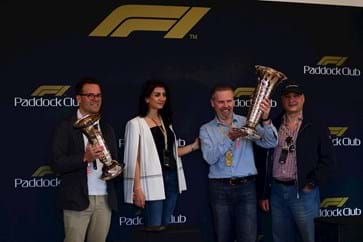 Azerbaijan F1 Paddock Club Packages
