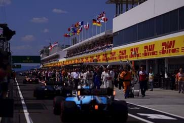 Hungarian Grand Prix Hospitality Options