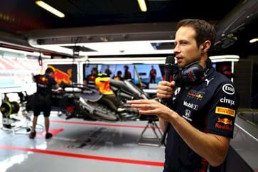Red Bull Garage Tour